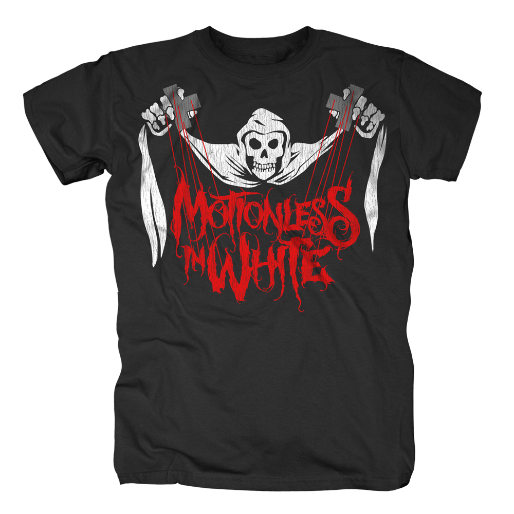 Motionless In White - Puppet Master (Black)
