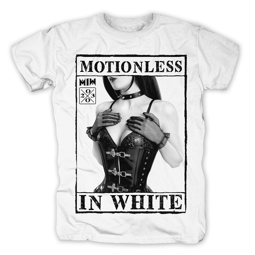 Motionless In White - Dominatrix (White)