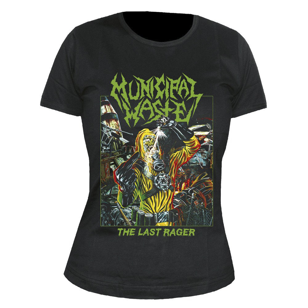 Municipal Waste - The Last Rager (Ladies)