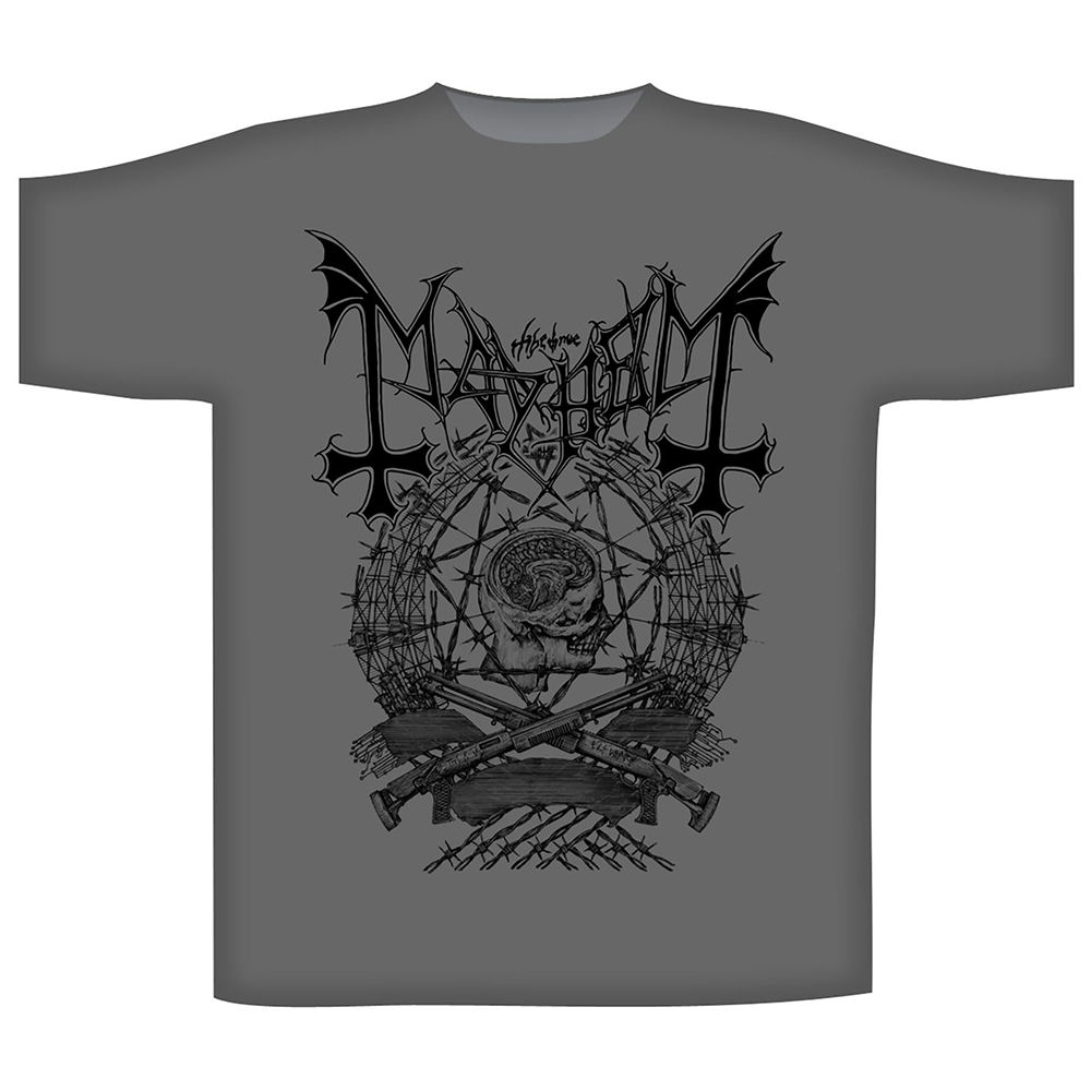 Mayhem - Barbed Wire (Grey)