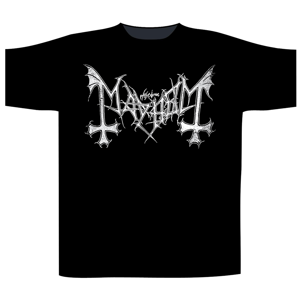 Mayhem - Distressed Logo
