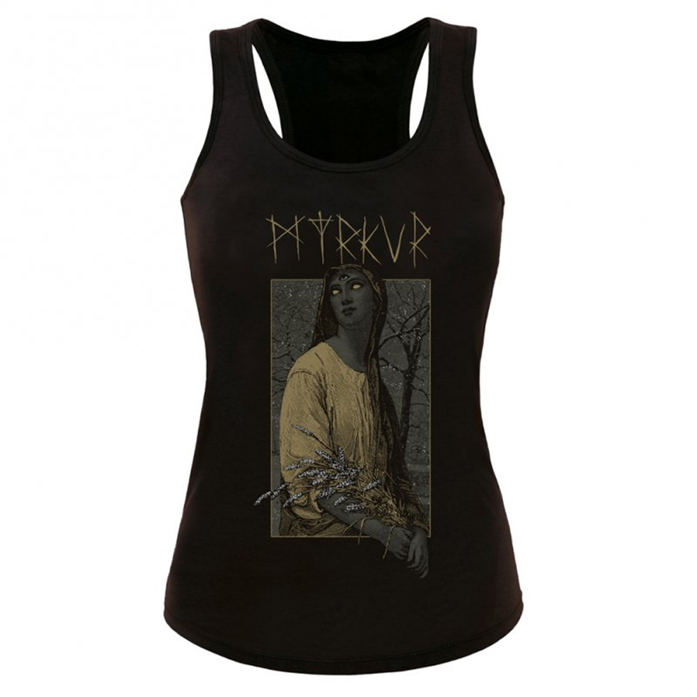 Myrkur - Woman (Ladies Tank Top)