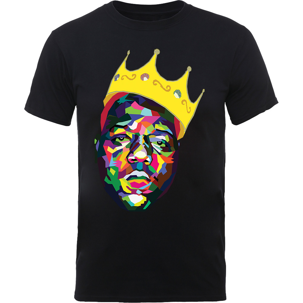Notorious B.I.G. -  Biggie Smalls Crown