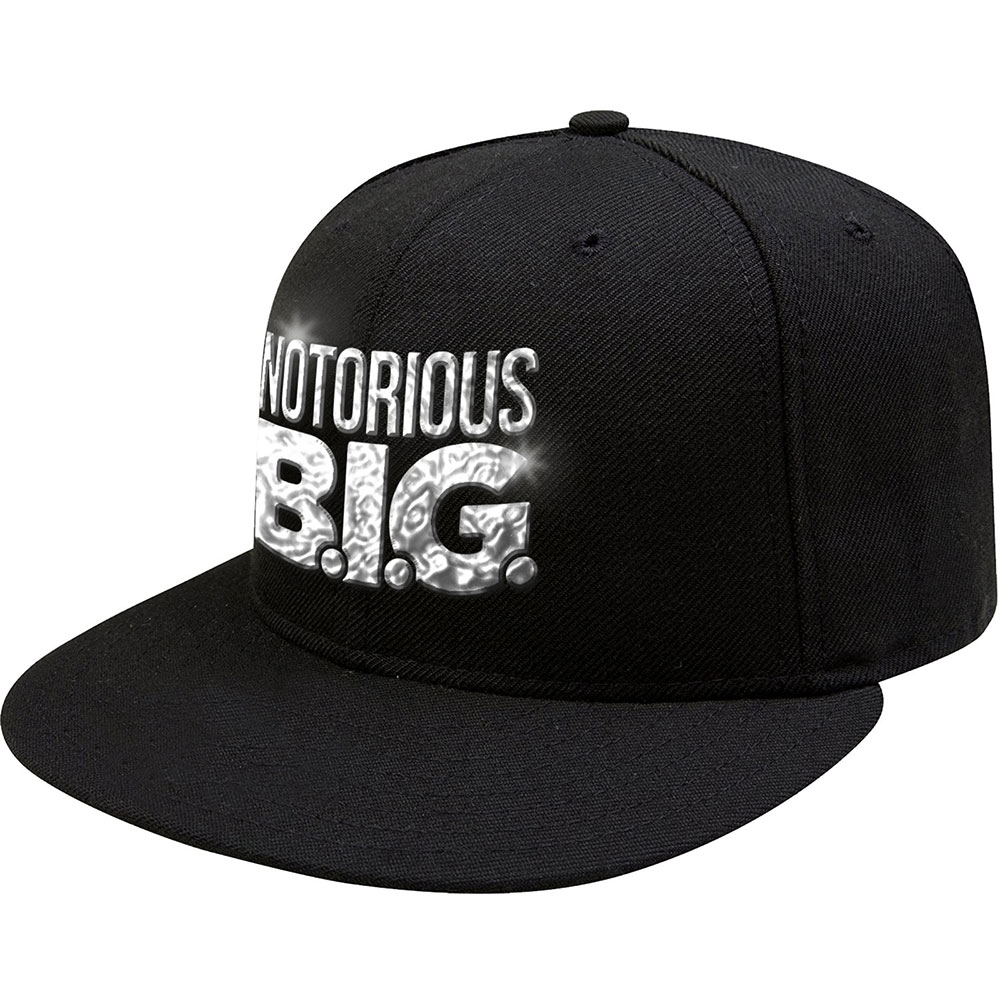 Notorious B.I.G. - Logo (Metallic)