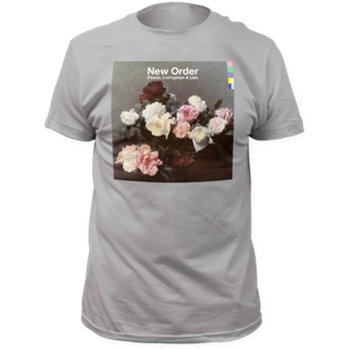 New Order - Power Corruption And Lies (Silver)