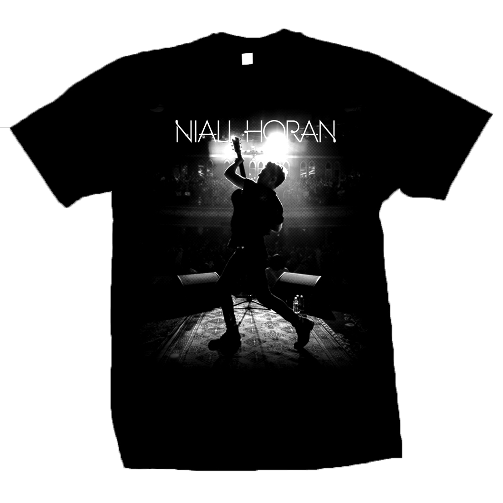 Niall Horan - Silhouette Picture Black