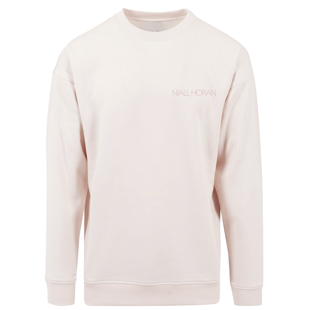 Niall Horan - Pink Embroidered Sweater