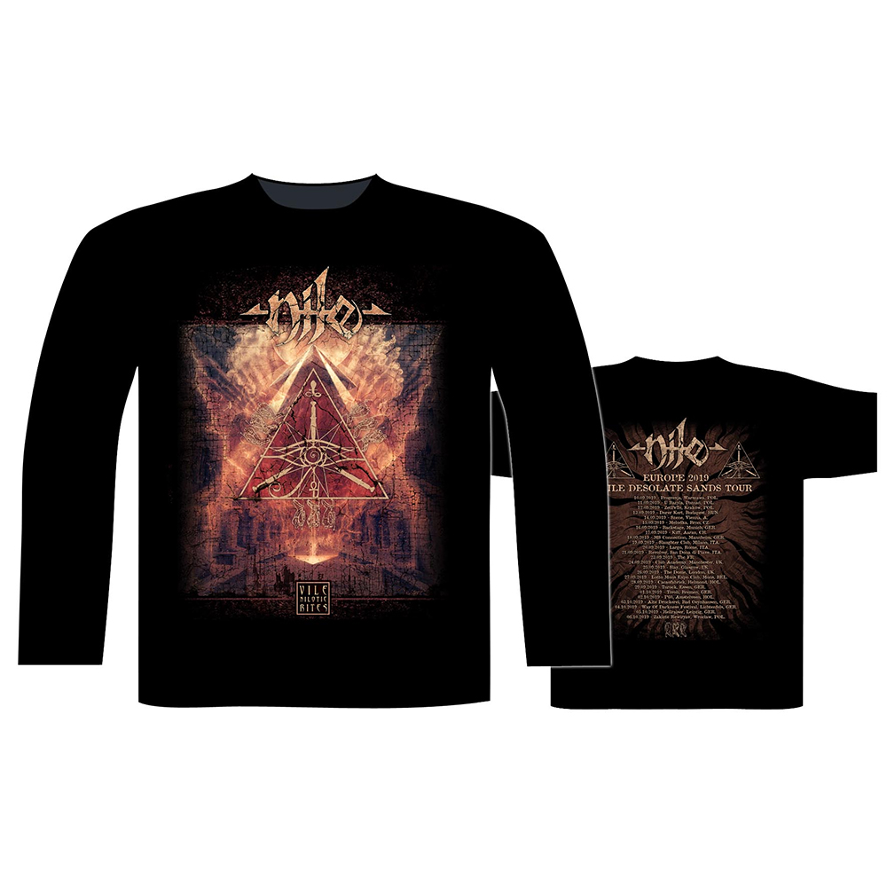 Nile - Nile Nilotic Rites (Long Sleeve T-Shirt)