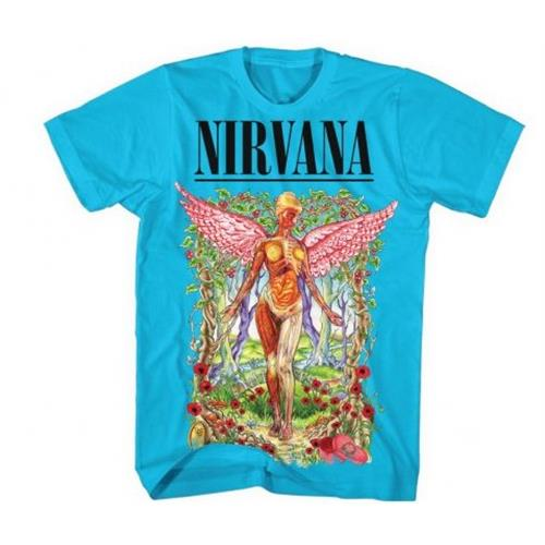 09ac40c74 Planet Rock   Nirvana USA Import T-Shirts