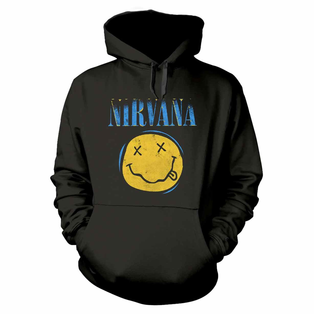 Nirvana - Xerox Smiley