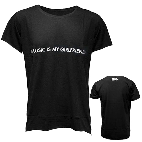 Nicole Moudaber - Majesty Black x Nicole Moudaber- Music Is My Girlfriend (Black)