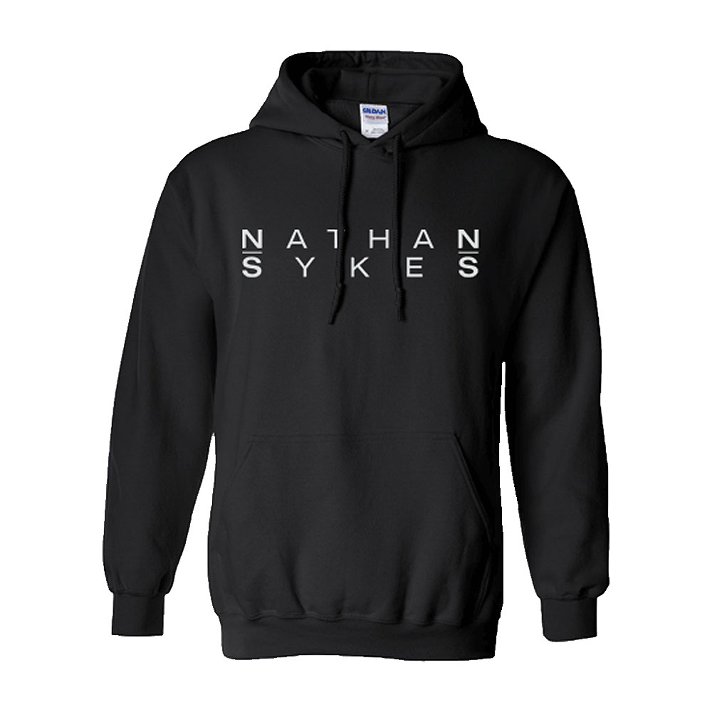 Nathan Sykes - Pullover (Black)