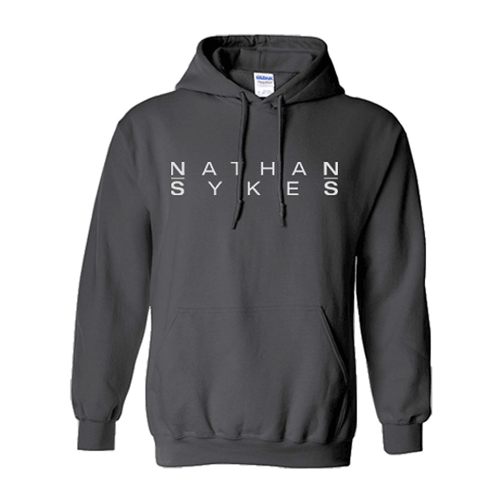 Nathan Sykes - Pullover (Charcoal)
