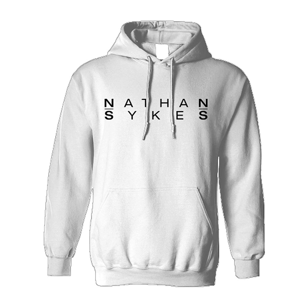 Nathan Sykes - Pullover (White)
