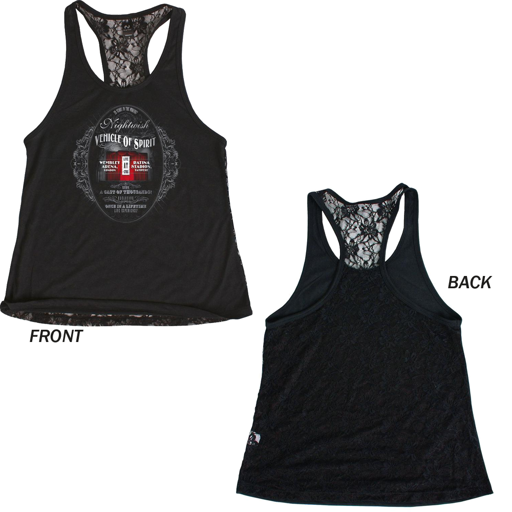 Nightwish - VOS Color Girls Tank Top