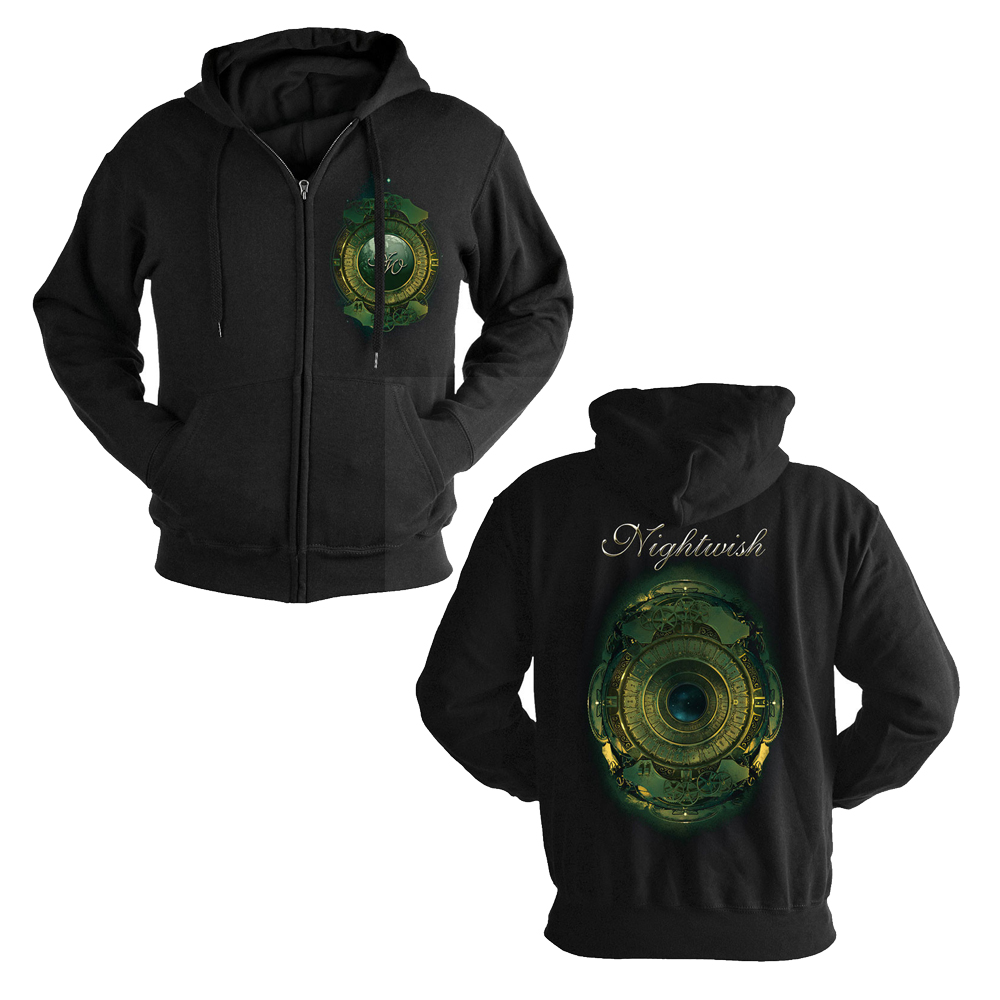 Nightwish - Decades (Zip Hoodie)