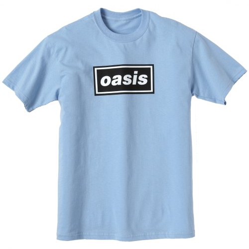 Oasis - Definitely Maybe Logo