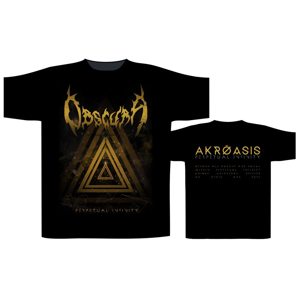 Obscura - Perpetual Infinity (Black)