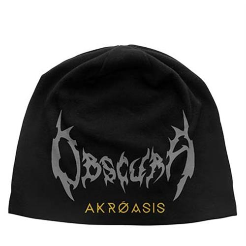 Obscura - Akroasis (Black)