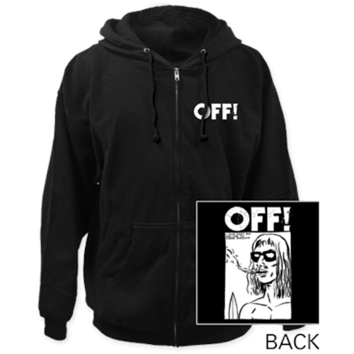 Off! - Surfer Boyfriend (Black)