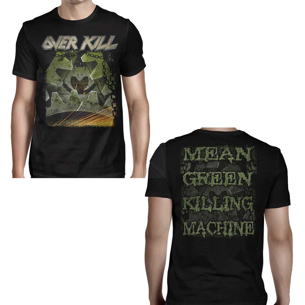 Overkill - Mean Green Killing Machine