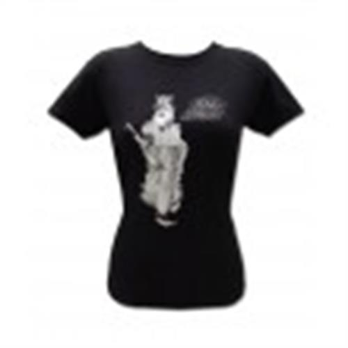 The Olms - The Smoking Gent (Black) (Womens)
