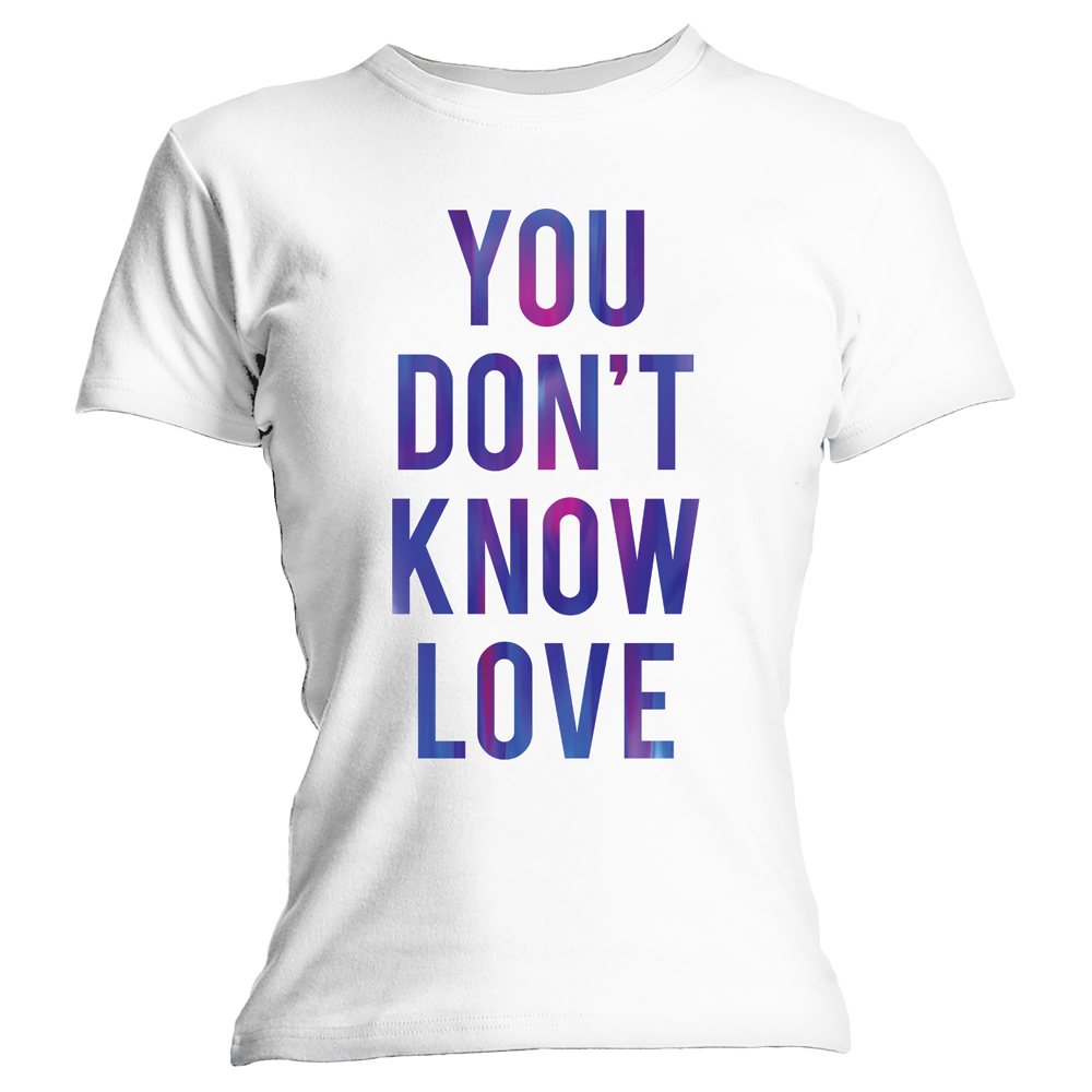 Olly Murs - You Don't Know Love Ladies tee