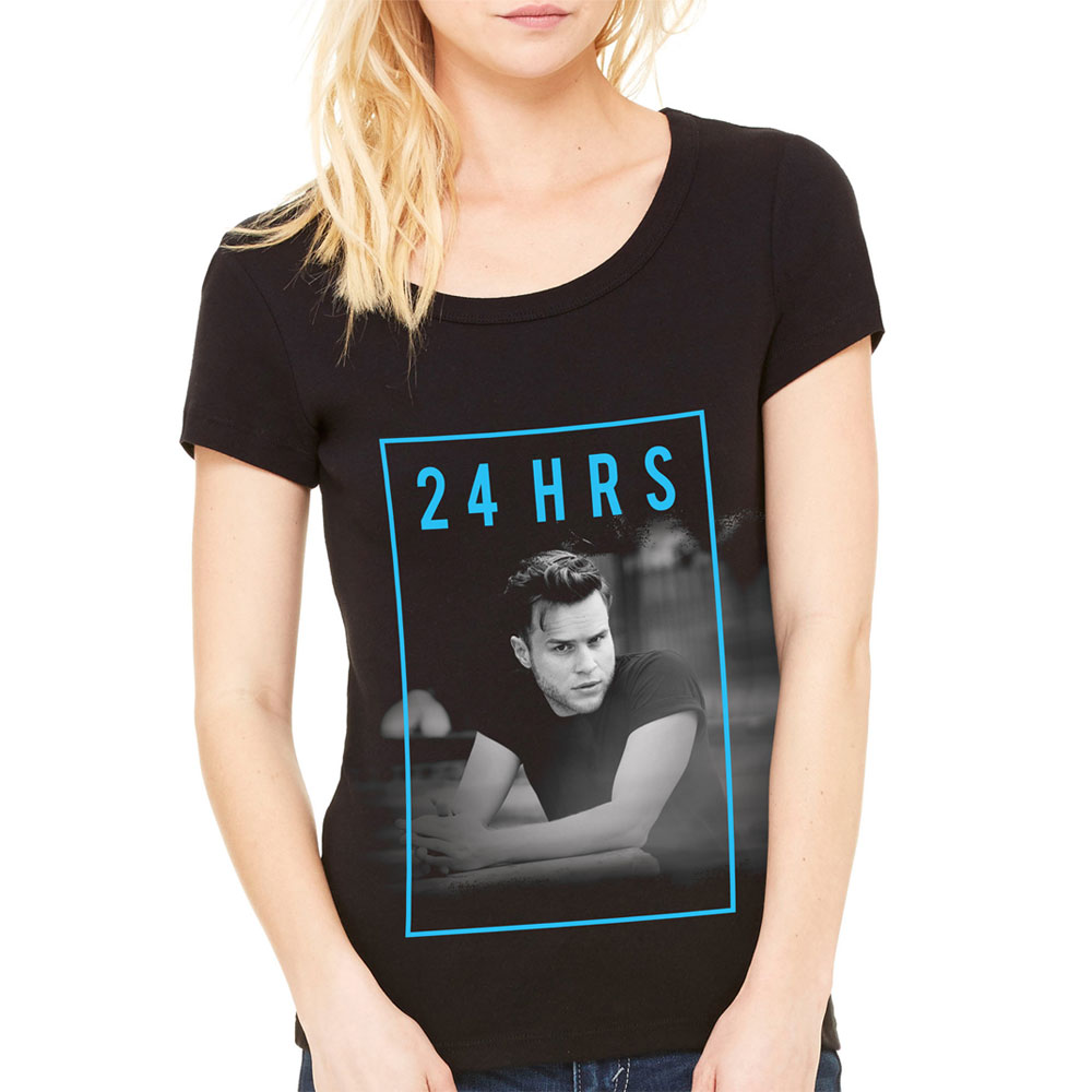 Olly Murs - 24hrs Scoop Neck
