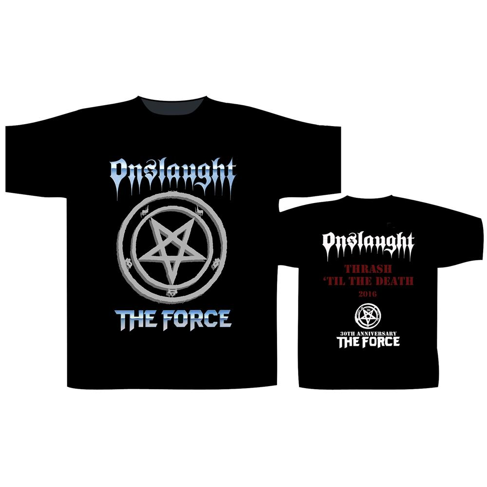 Onslaught - The Force 30th Anniversary (Black)