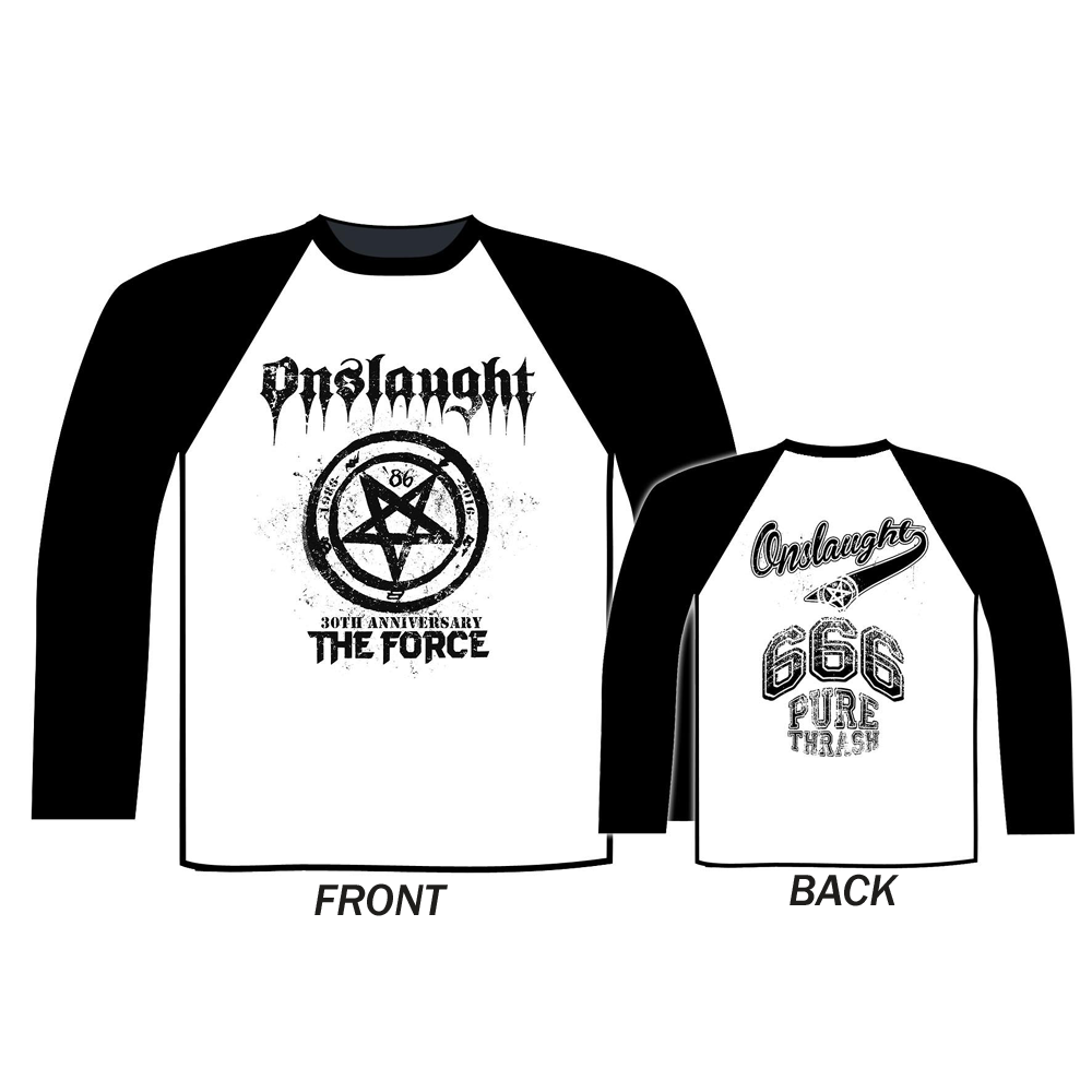 Onslaught - The Force 30th (Baseball)