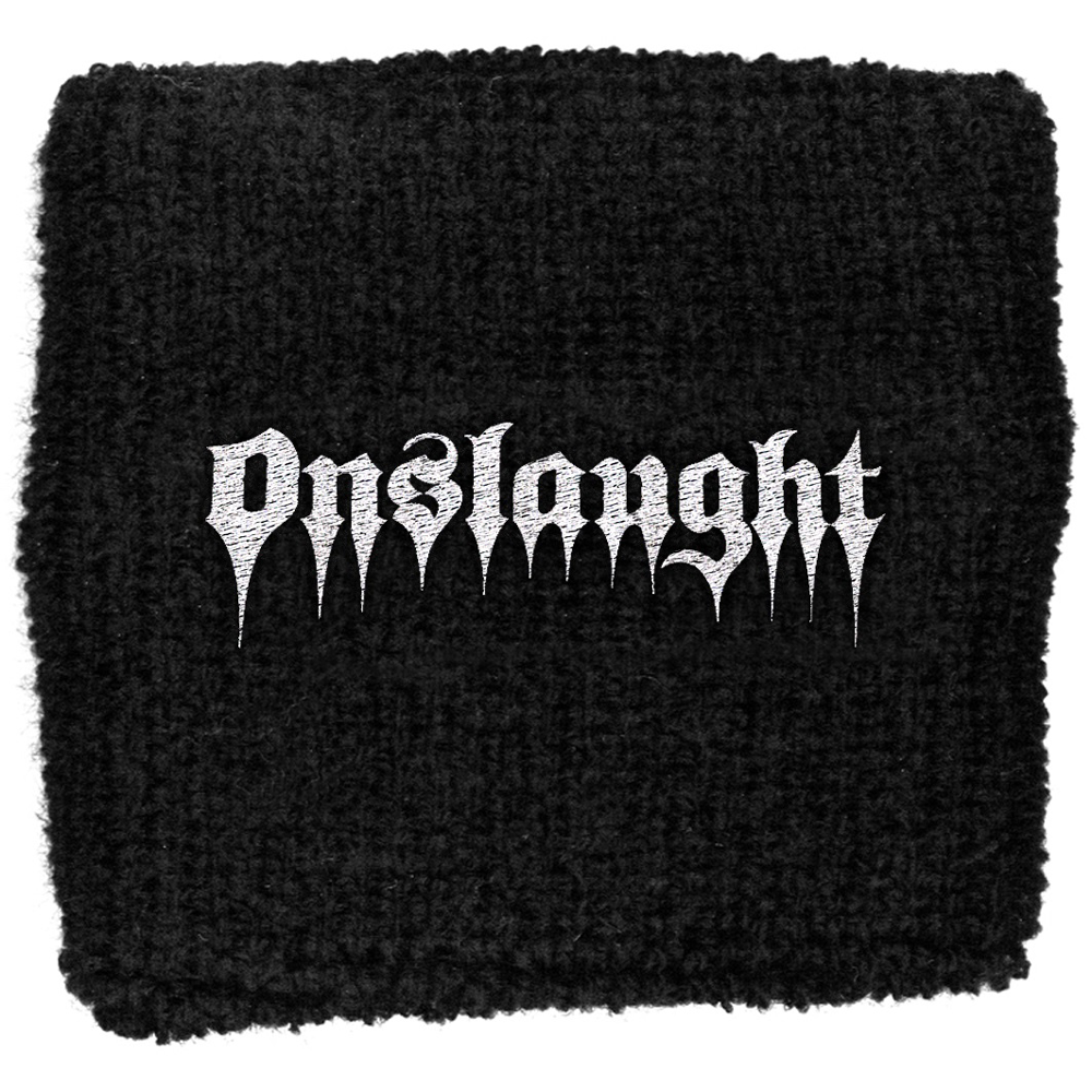 Onslaught - Logo (Sweatband)