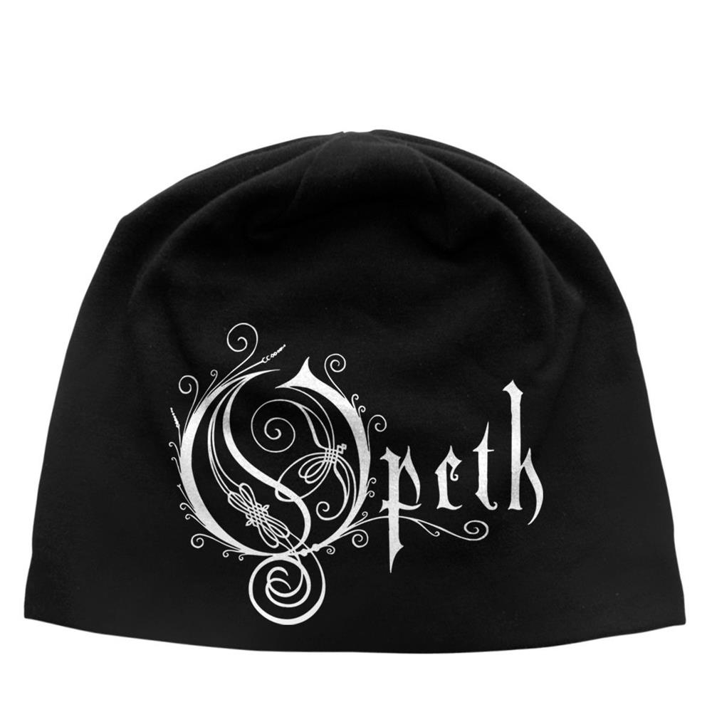 Opeth - Logo (Discharge Beanie Hat)