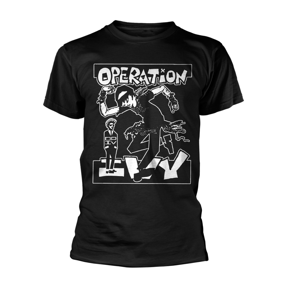 Operation Ivy - Skankin'