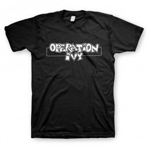 Operation Ivy - Logo (Black)
