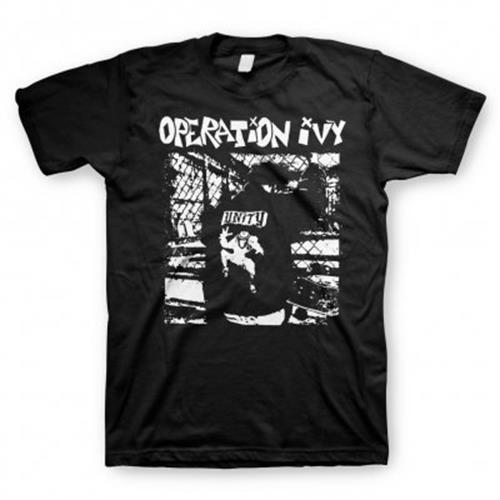 Operation Ivy - Unity (Black)