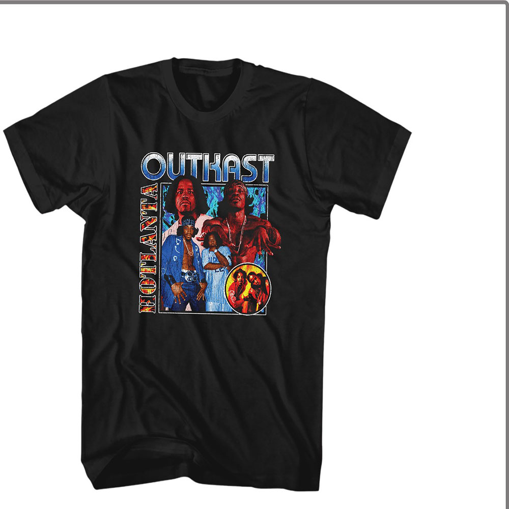 Outkast - Hotlanta Band (Black)