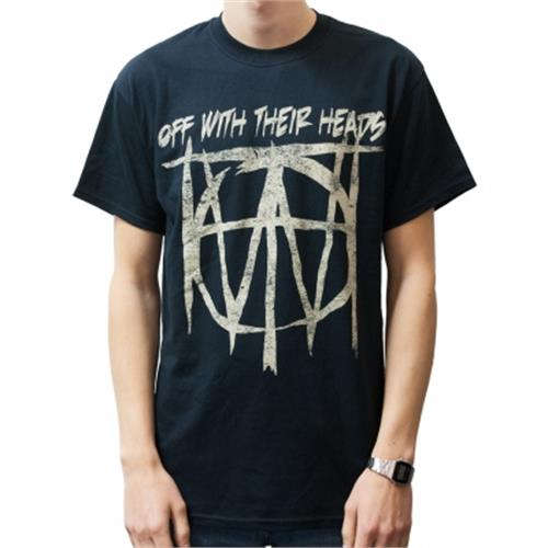 Off With Their Heads - Logo (Black)