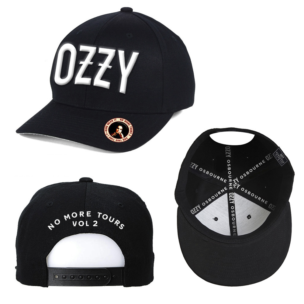 Ozzy Osbourne - No More Tours Snapback Cap