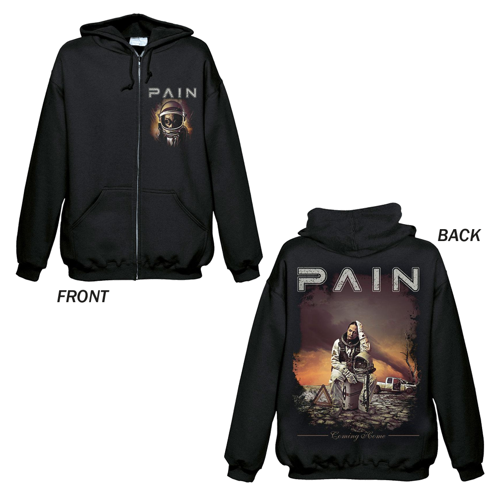 Pain - Coming Home (Zipped Hoodie)