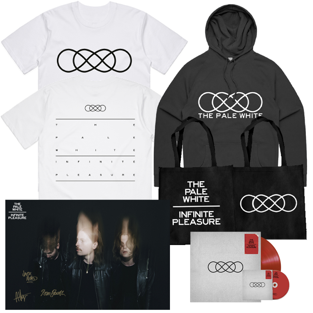 THE PALE WHITE - Infinite Pleasure Super Bundle