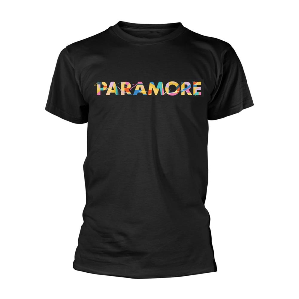 Paramore - Colour Swatch (Black)