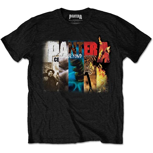 Pantera - Album Collage (Black)