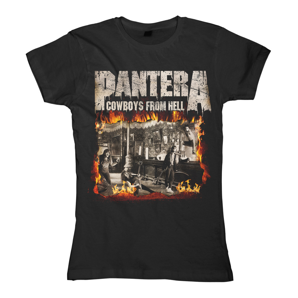 Pantera - CFH Fire Frame (Ladies)