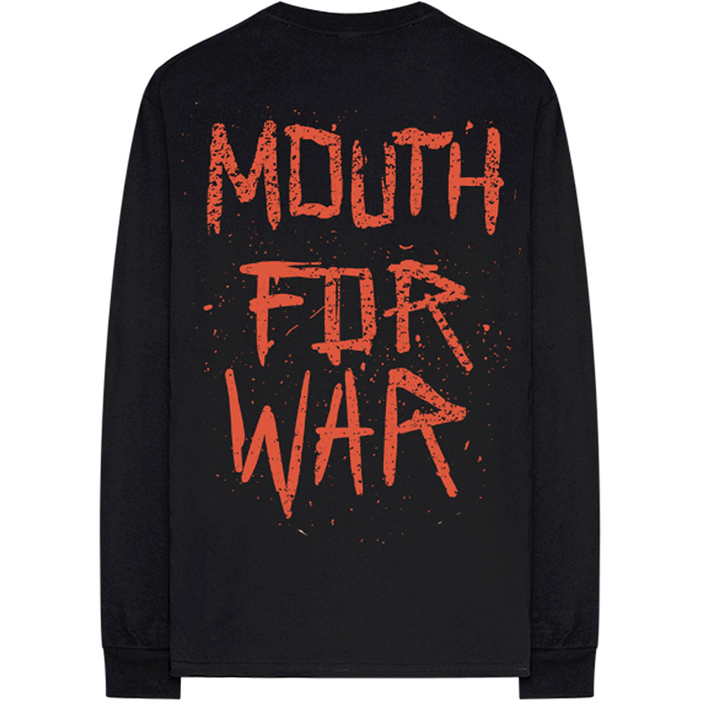 Pantera - Mouth For War (Back Print)
