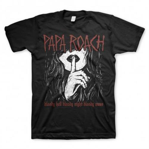 Papa Roach - Bloody Hell (Black)