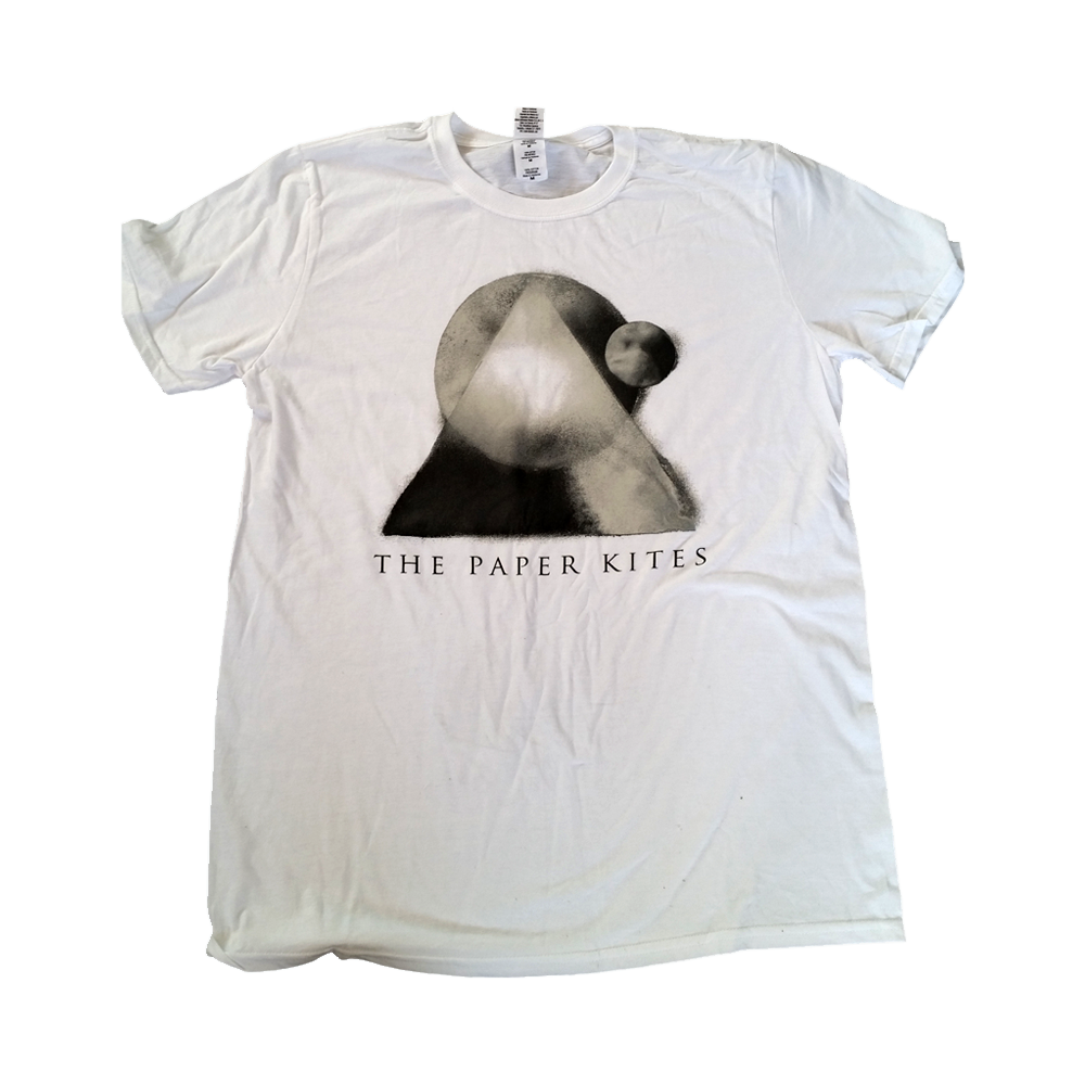 The Paper Kites - Triangle (White)