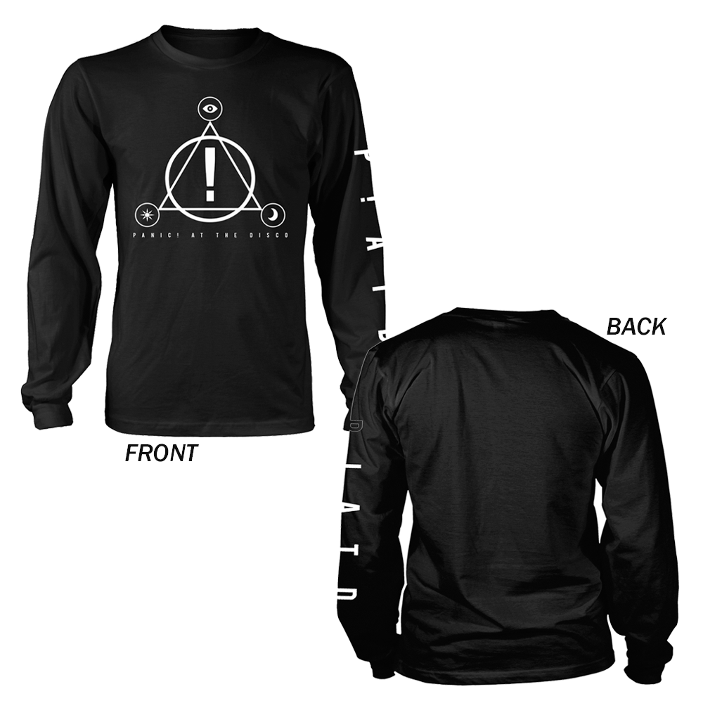 Panic At The Disco - Icons (Longsleeve)