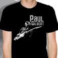Paul Gilbert : T-Shirt