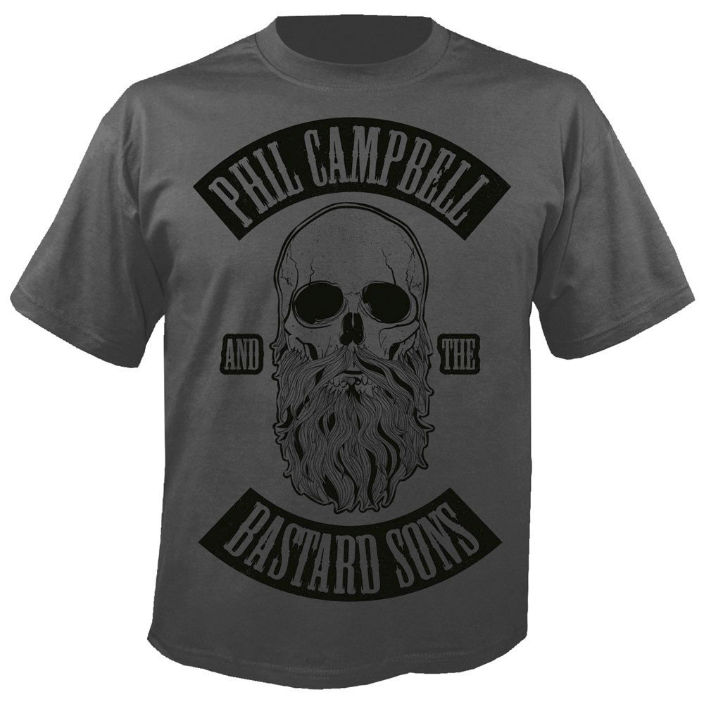 Phil Campbell And The Bastard Sons - Cut (Grey)