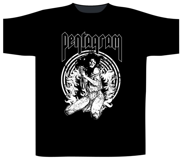 Pentagram - Virgin Witch (Black)